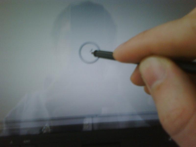 P1610 Stylus Off